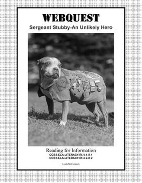 Sgt Stubby An Unlikely Background Information Interesting Stories And The Rise On