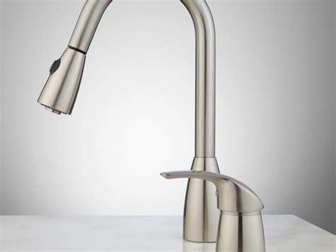 Kohler Karbon Kitchen Faucet by Kohler Karbon Faucet Gold