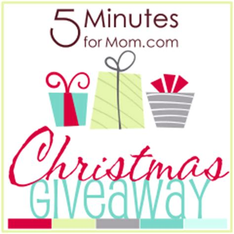 Target Christmas Giveaway - christmas giveaway 2008 buttons codes 5 minutes for mom
