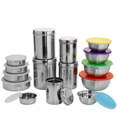 Favori Food Keeper 1 4 Liter Favori Food Keeper 1 4 L classic essentials steel food container set of 15 buy at best price in india snapdeal