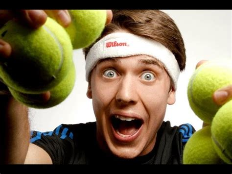 tennis juggling tricks! | josh horton youtube