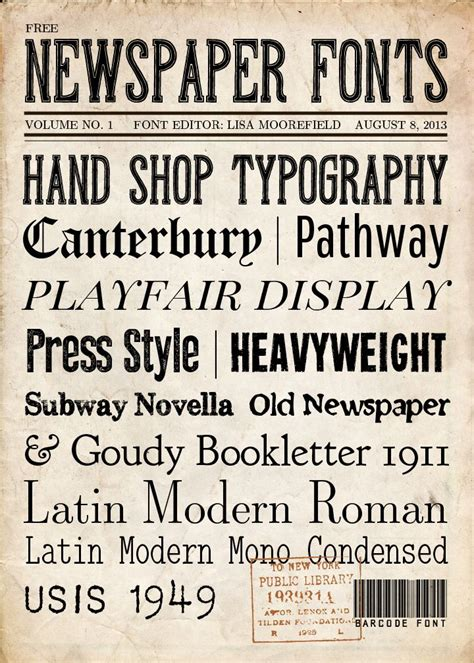 typography journal 25 best ideas about vintage newspaper on the journal newspaper free advertising