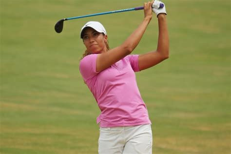 cheyenne woods swing cheyenne woods shoots 65 at australian open