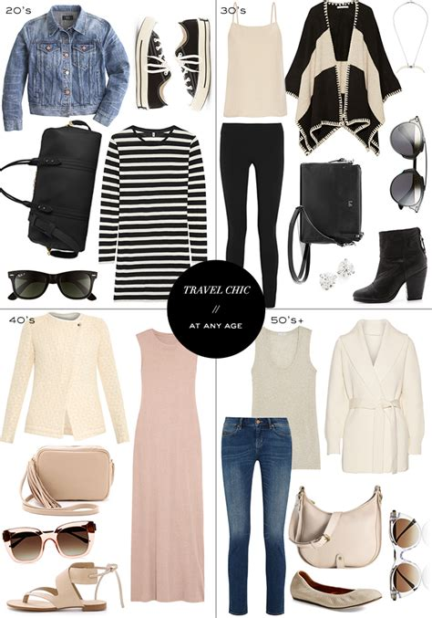 Stylish Travel Wardrobe by Travel Chic At Any Age The Style Scribe