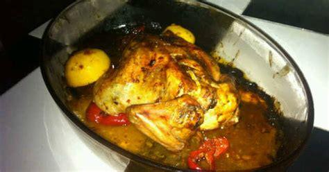 Paket Komplit Ayam Bakar Paha Utuh ayam panggang utuh 47 resep cookpad
