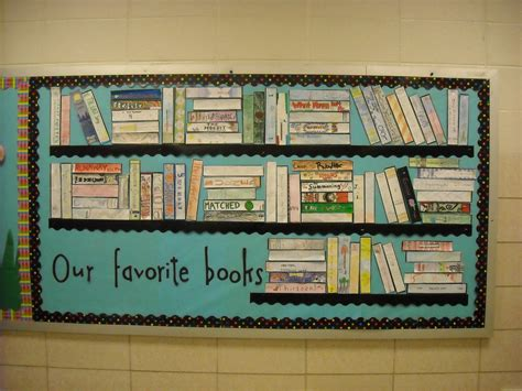 favored books 1000 ideas about library bulletin boards on