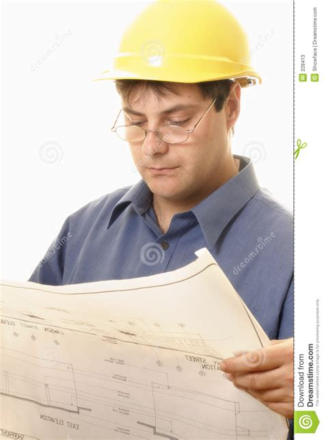 Architectural Manager by Architect Or Project Manager Stock Photos Image 228413