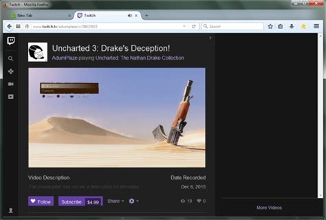 firefox live themes get a lights out dark theme for twitch tv firefox