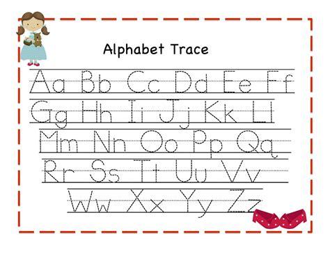 printable abc exercise cards traceable alphabet for learning exercise dear joya