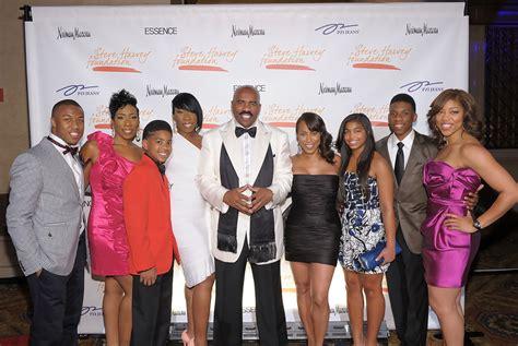 lori harvey birth name steve harvey photos photos steve harvey hosts ny gala