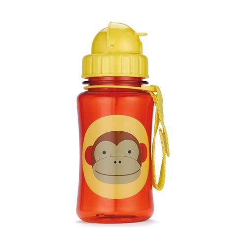 skip hop zoo straw bottle 1pc