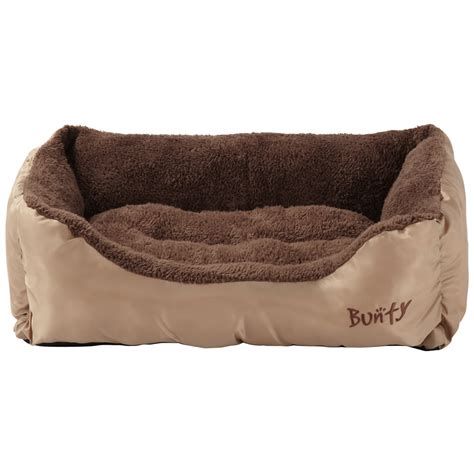 washable dog beds bunty deluxe soft washable dog pet warm basket bed cushion