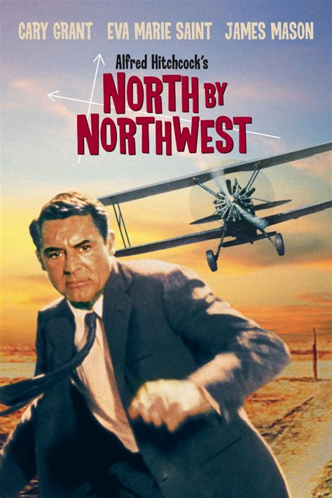 By Northwest The Right Direction Hitchcock S By Northwest
