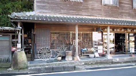 Small Barns exploring old japanese antique shop youtube