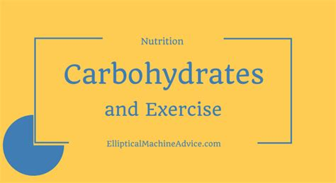 carbohydrates energy source carbohydrates your primary energy source for exercising