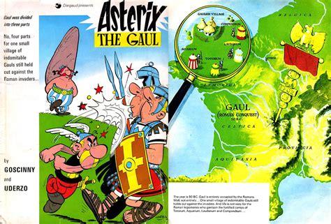 asterix omnibus 1 includes asterix the gaul 1 asterix and the golden sickle 2 asterix and the goths 3 gaming 101 ast 233 rix