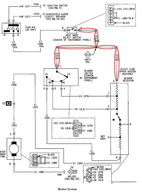 4 speed blower motor wiring diagram dejual
