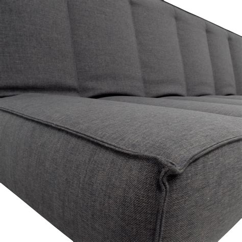 42 Off Cb2 Cb2 Flex Gravel Sleeper Sofa Sofas Flex Gravel Sleeper Sofa