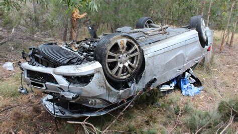 car crash updated car crashes between bermagui and cobargo photos bega district news