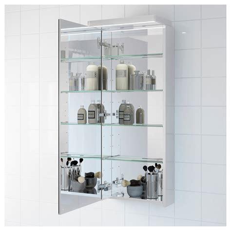 Godmorgon Mirror Cabinet With 1 Door 40x14x96 Cm Ikea The Door Mirror Cabinet