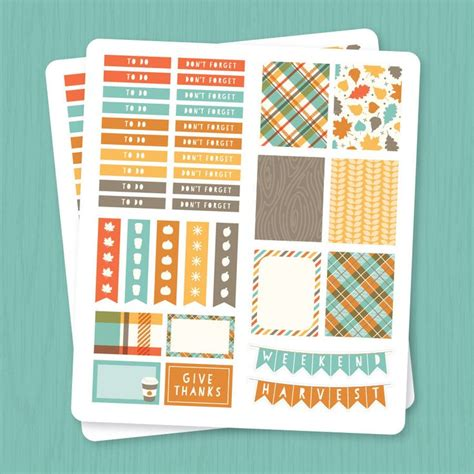 free printable planner accessories 47 best images about planner accessories on pinterest
