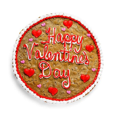 valentines cookie cakes s day cookie cake the great cookie