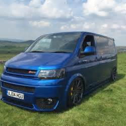 awd vw transporter with an audi rs4 v8