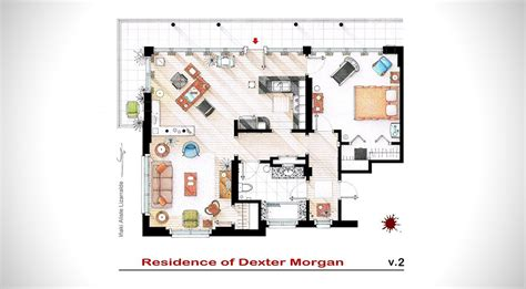 tv show house floor plans tv show house floor plans 28 images television show home floor plans hiconsumption