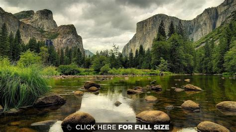 A Place Hd Yosemite National Park In California Us Tourist Place Hd Wallpaper