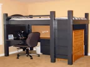 desk beds loft beds with desks the owner builder network
