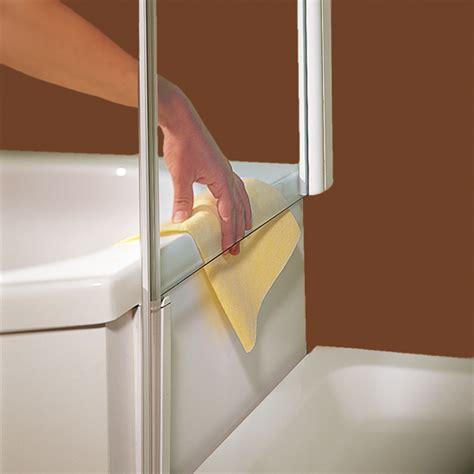 duschkabine auf badewanne duschkabine mit verk 252 rzter seitenwand auf badewanne