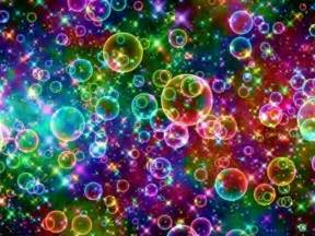 how to make colored bubbles rainbow colored soap bubbles hd wallpaper 8592