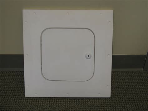 ceiling access panels for drywall hinged drywall ceiling access doors intersource