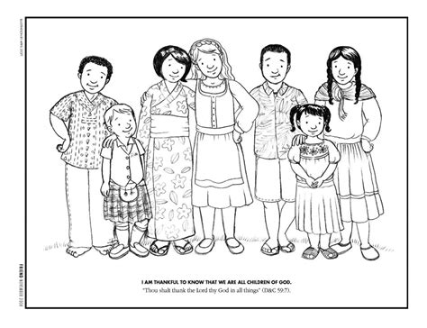 child of god coloring page i am a child of god lds lesson ideas