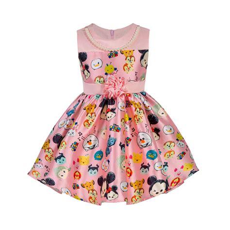 Dress Tsum Tsum by Tsum Tsum Flowers Disney Princess Dress