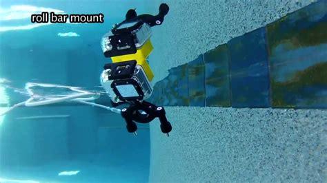 Water Gopro gopro hero3 test mounts with floaty backdoor in water gopro tip 122