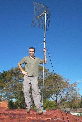 marcus mast antenna installation