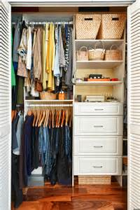 Small Closet Organization Closet Organizing Ideas For Small Spaces Andrew Neary