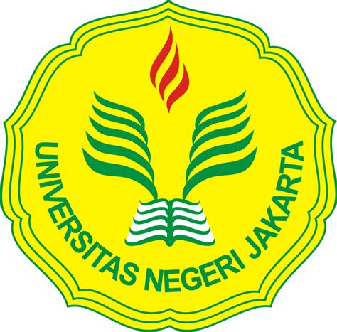 tutorial logo universitas logo universitas negeri jakarta kumpulan logo indonesia