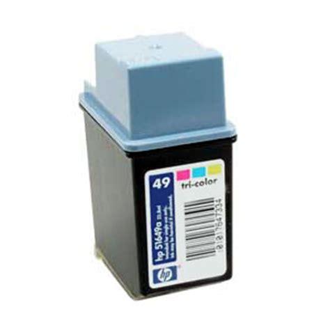 Asli Import Cartrigde Hp 21 100pk genuine hp 49 tri color ink cartridge 51649a no box