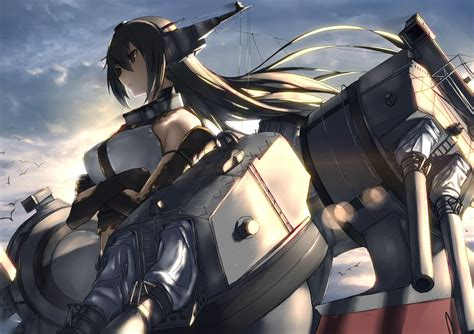 nagato kantai collection zerochan anime image board