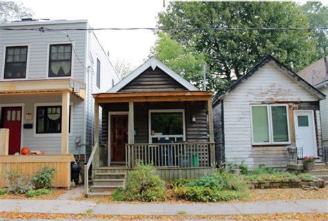 Small Houses For Sale Gta Toronto S Small House Movement Condos Ca