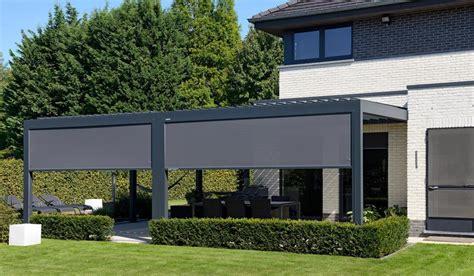 Pergola Aluminium Pour Terrasse 943 by Pergola Pergola Bioclimatique En L Brustor