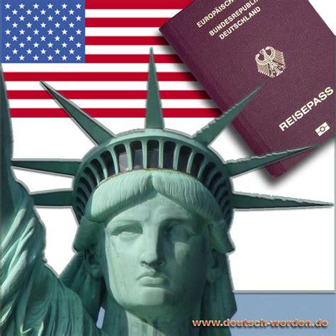 ab wann visum usa visum oder genehmigung f 252 r ein flug nach amerika usa als
