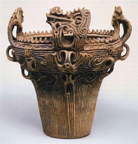 Different Types Of Greek Vases Jomon Period Prehistoric Japanese Pottery