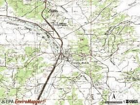 castle rock map colorado castle rock colorado co profile population maps real