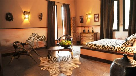 Decoration Africaine by D 233 Coration Chambre Ambiance Africaine Exemples D