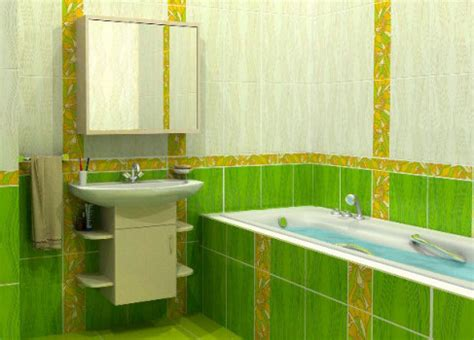 dizain vannoi komnati правила выбора плитки в ванную