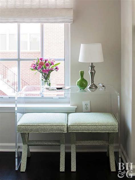 choosing furniture  small spaces  homes gardens