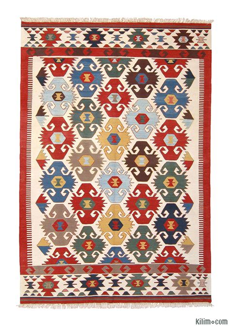 K0003904 New Turkish Kilim Area Rug Kilim Rugs Overdyed New Rugs
